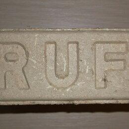 Топливные материалы - Топливные древесные брикеты РУФ, 0