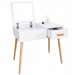Столы и столики - Туалетный столик с зеркалом, 0