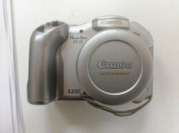 Фотоаппараты - Цифровой фотоаппарат Canon PowerShot S1 IS, 0