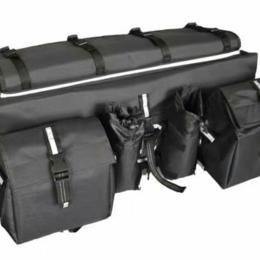 """Аксессуары и дополнительное оборудование  - Кофр-сумка для квадроциклов """"Подросток"""" черный, 0"""