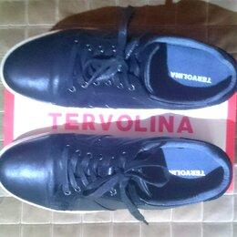 Ботинки - Полуботинки Tervolina, кожа, 0