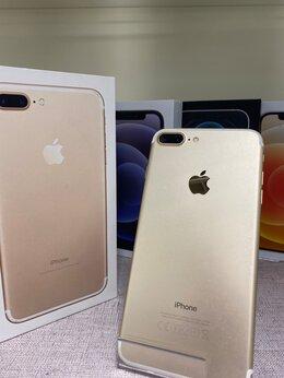 Мобильные телефоны - iPhone 7 Plus Gold 256gb б/у Ростест, 0