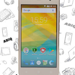 Мобильные телефоны - Prestigio Muze G3 Duo 8Gb, 0