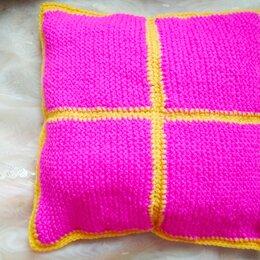 Декоративные подушки - Продам вязанные подушки, 0