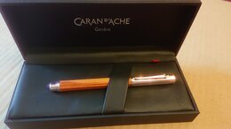 Визитницы и кредитницы - Ручка carandache geneve, 0