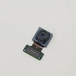 Камеры - Камера Samsung J600 Galaxy J6 2018 фронтальная на шлейфе GH96-11903A Оригинал, 0