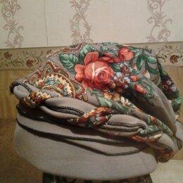 Головные уборы - Шапка-платок, 0