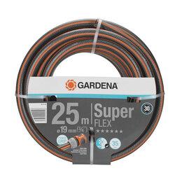 Системы управления поливом - Шланг поливочный Gardena SuperFLEX 3/4 18113-20, 0