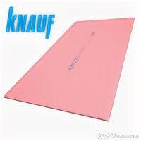 Гипсокартон (ГКЛ) Knauf огнестойкий 2500х1200х12,5 мм по цене 589₽ - Гипсокартон и комплектующие, фото 0