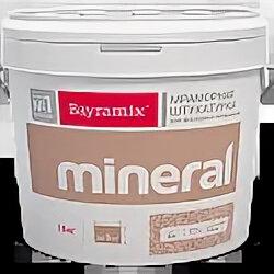 Фактурные декоративные покрытия - Мраморная штукатурка Mineral Bayramix , 0