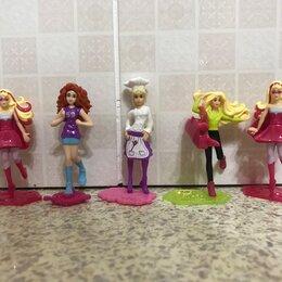 Киндер-сюрприз - Вся коллекция игрушек Барби из Киндер и др, 0