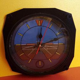 """Часы настенные - часы """"Авиагоризонт"""", 0"""