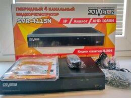 Видеокамеры - SVR-4115N Видеорегистратор для видеонаблюдения…, 0
