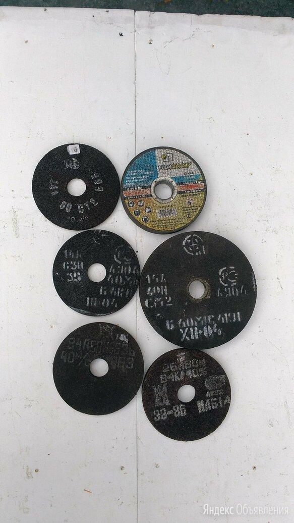 Круги шлифовально-отрезные по цене 44₽ - Для шлифовальных машин, фото 0