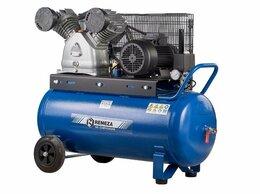 Воздушные компрессоры - Компрессор ременной Remeza СБ4/С-100.LB50, 0