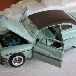 Модели - 1/43 Mercury Monterey 1951 Franklin Mint металлическая модель амер. авто, 0