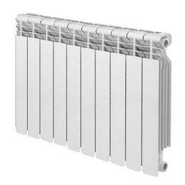 Радиаторы - Радиатор алюминиевый 500/90/10 секций Rifar Alum, 0
