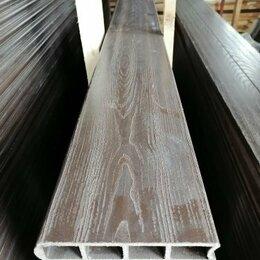 Заборчики, сетки и бордюрные ленты - Доска для грядок и клумб из ДПК 30х150х3000, 0
