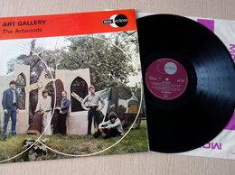 Виниловые пластинки - The Artwoods - Art Gallery - Mono 1969 Uk Lp -…, 0