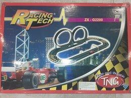 Машинки и техника - Автотрек СТРЕЛА RACING PRO ZX-G2200 с 2 петлями, 0