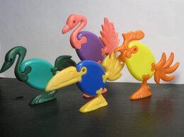 Киндер-сюрприз - Киндер сюрприз Пазл Птицы 1995 К.96 полная серия, 0