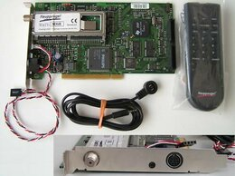 Запчасти к аудио- и видеотехнике - Hauppauge WinTV Nexus-S 564 + CI + д/у Skystar 1, 0