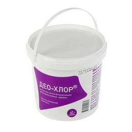 Дезинфицирующие средства - Средство для дезинфекции Део-Хлор №300 (банка…, 0