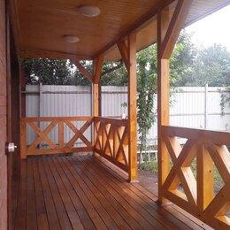 Готовые строения - Террасы, веранды и беседки из дерева, 0