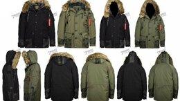 Куртки - Куртка Аляска 726 удлиненная типа N3B, 0