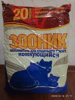 Наполнители для туалетов - Наполнитель ЗООНИК 20л, 0
