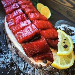 Продукты - Красная рыба, 0