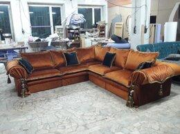 Диваны и кушетки - Угловой элитный диван с кроватью в подарок, 0