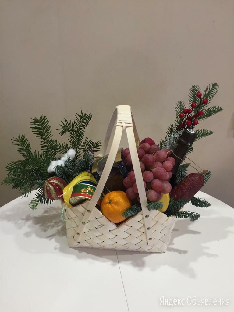 Подарочные корзины в подарок  по цене 4000₽ - Подарочные наборы, фото 0