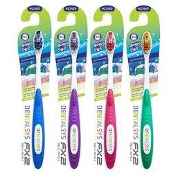 Зубные щетки -  Зубная щетка DENTALYS Комплексный уход Фиолетовый, 0