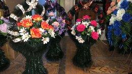 Торговля - Продажа ритуальных венков и корзин, 0