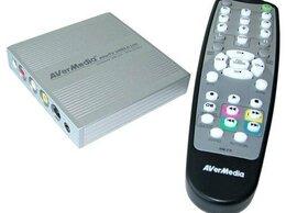 TV-тюнеры - Тв-тюнер Aver TV, 0