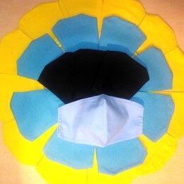Приборы и аксессуары - маска защитная многоразовая, 0