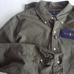 Рубашки - Ralph Lauren Рубашка casual XL Olive, 0
