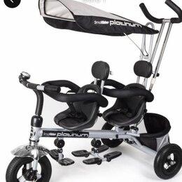 Велосипеды - Велосипед детский для двойни, 0