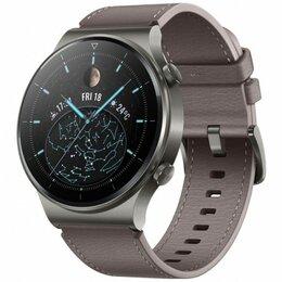 Наручные часы - Смарт-часы Huawei Watch GT 2 Pro Nebula Gray (VID-B19), 0