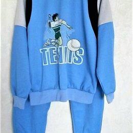 Спортивные костюмы - Спортивный костюм (толстовка и брюки-штаны), 0