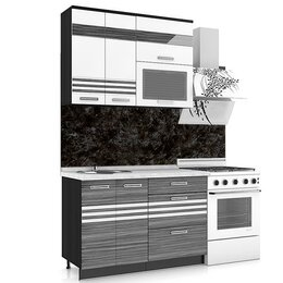 Комплектующие - Скиф Кухонный мебельный щит 600х3000х6 мм. № 046…, 0