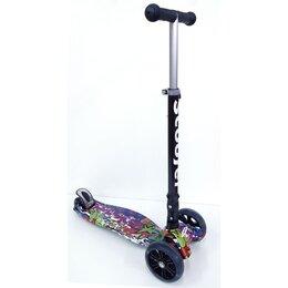 Самокаты - Самокаты с широкими колесами для детей и подростков, 0