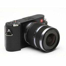 Фотоаппараты - Беззеркальная цифровая камера YI-M1 4К видео, 0