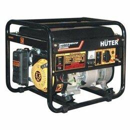 Электрогенераторы - Электрогенератор Huter (Хутер) DY2500L, 0