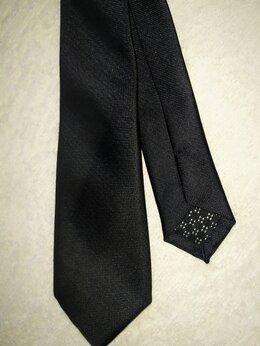 Галстуки и бабочки - 🔥Стильный узкий однотонный галстук ZARA, новый, 0