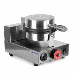 Сэндвичницы и приборы для выпечки - Вафельница Круг ZU-1 Foodatlas Eco, 0