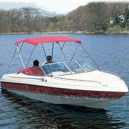 Аксессуары  - Тенты на лодки чехлы на моторы, 0