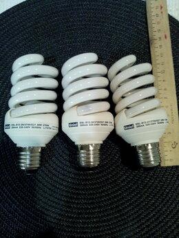 Лампочки - Энергосберегающие лампочки, 0