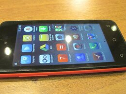 Мобильные телефоны - Смартфон Андроид Micromax D303, 0